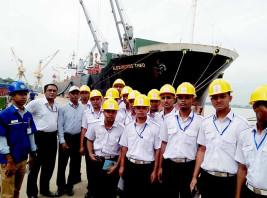 Shipyard Visit
