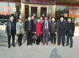Managing Director Visiting China