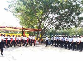 6th Batch Rating Parade & Cultural Program