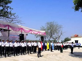 6th Batch Rating Parade & Cultural Program